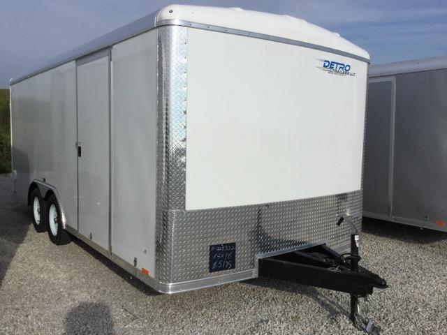 2017 Cargo Express Enclosed 8.5 x 18