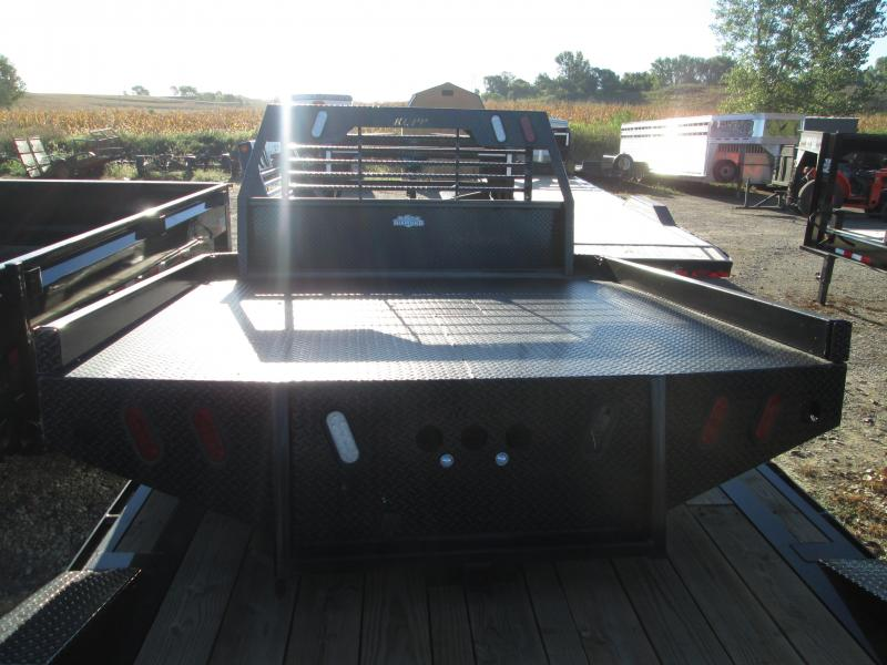 2017 RUPP BLACK DIAMOND DUALLY Truck Bed