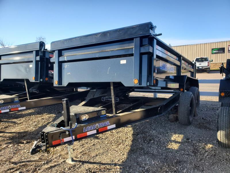 2020 Load Trail 83x12 Tandem Axle Dump Trailer