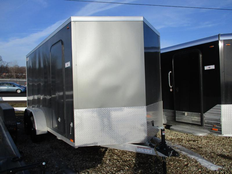 2019 Legend 7'x16' Tandem Axle Aluminum Enclosed Cargo Trailer