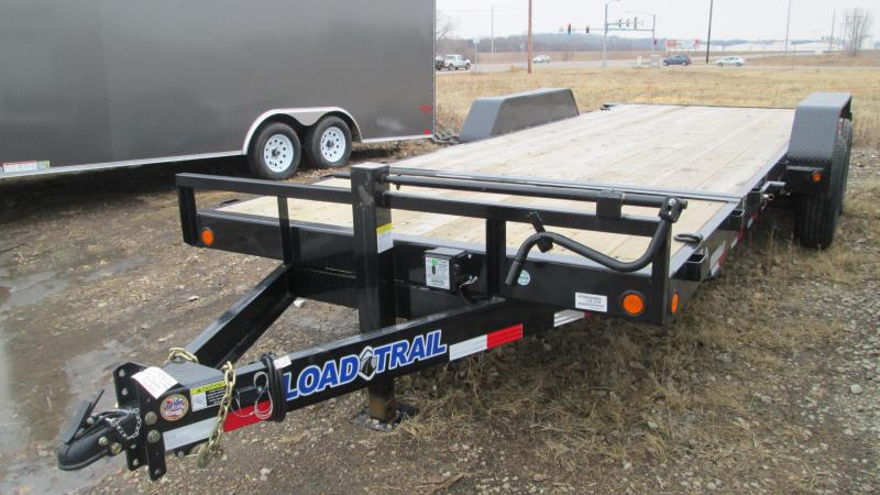 "2017 Load Trail 81.5""x20 Gravity Tilt Deck Trailer"