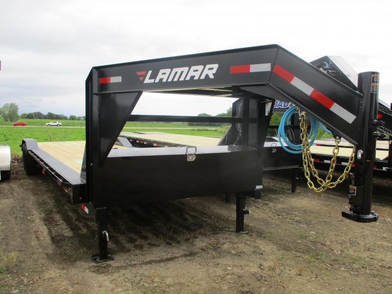 2019 Lamar Trailers 102x32 Tandem Axle Heavy Duty Equipment Trailer