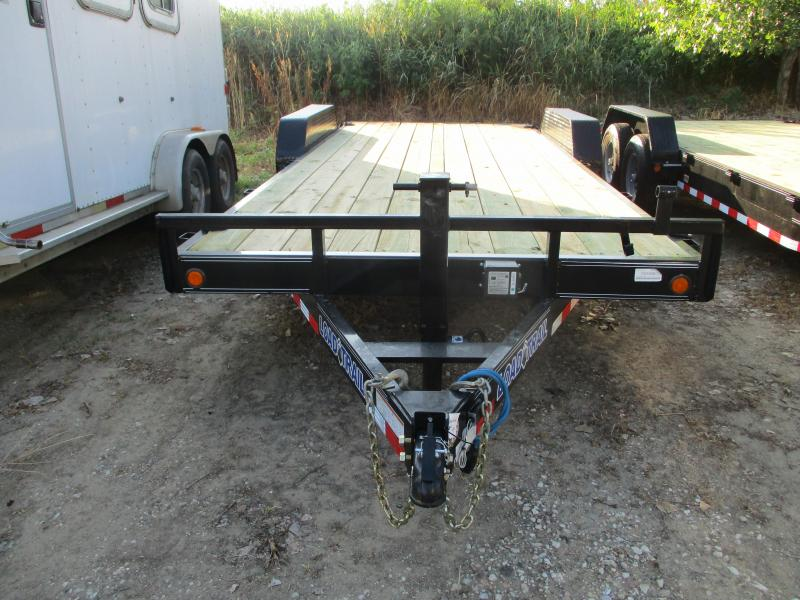 "2019 Load Trail 83"" x 20' Tandem Axle Equipment Trailer"