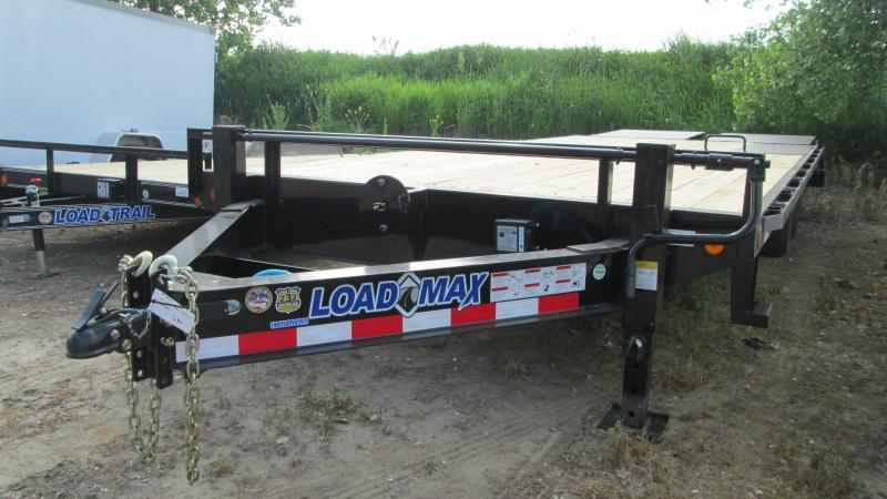 "2017 Load Trail 102""x24"" Tandem Axle Equipment Trailer"