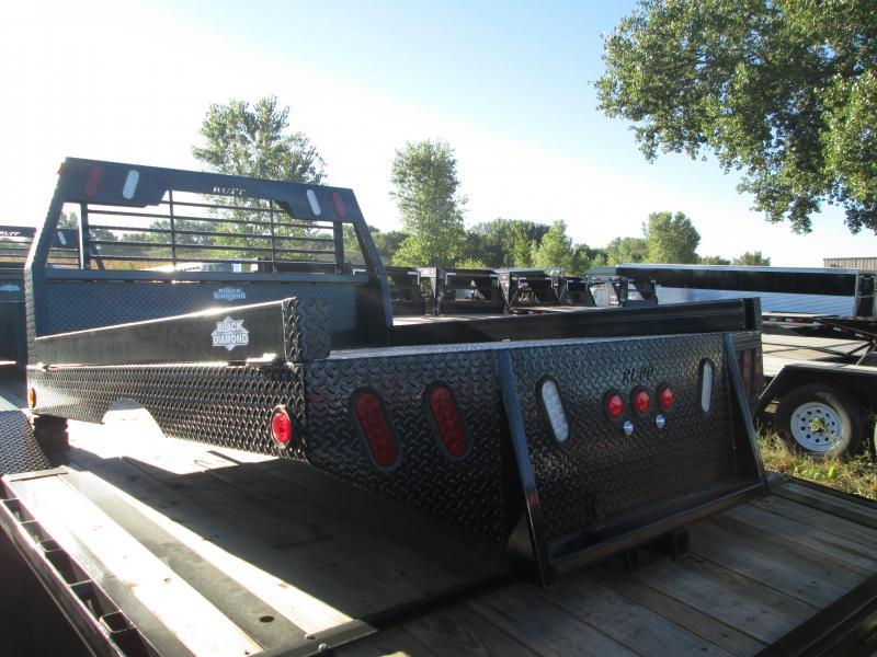 2017 RUPP BLACK DIAMOND Truck Bed