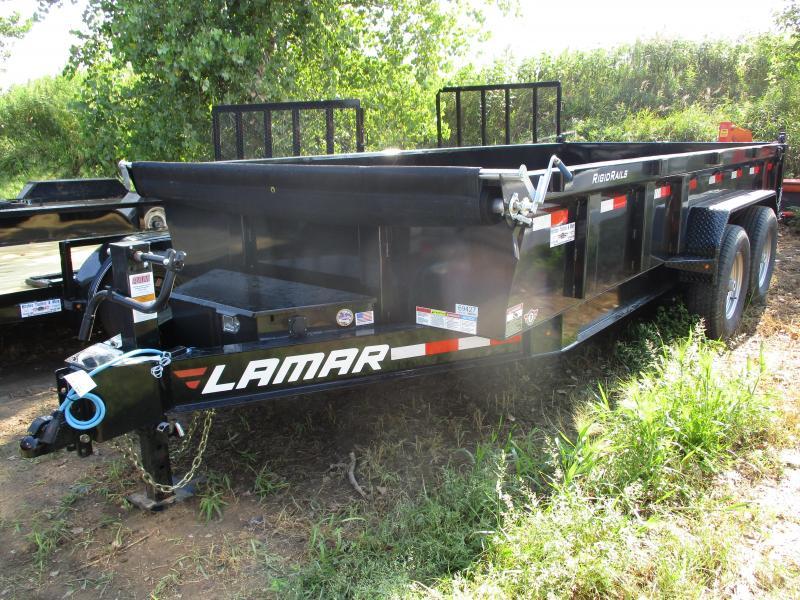"""2019 Lamar 83""""x16"""