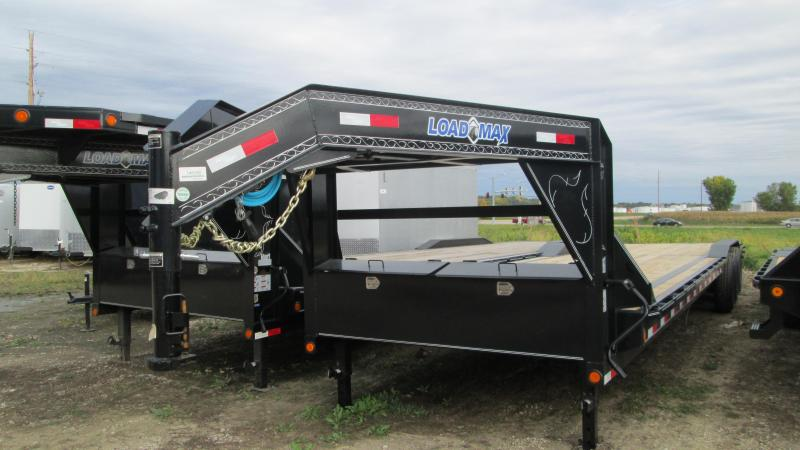 "2018 Load Trail 102""x361 Triple Axle Gooseneck Carhauler Trailer"