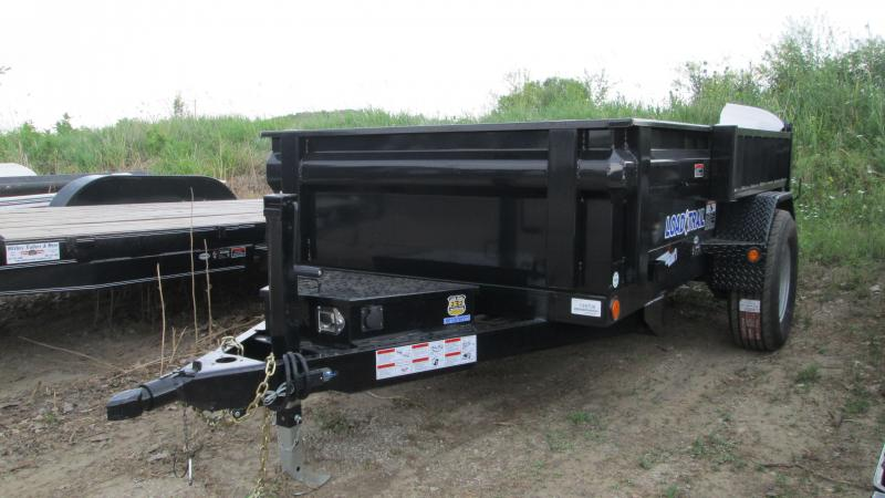 2017 Load Trail 60x10 Single Axle Dump Trailer
