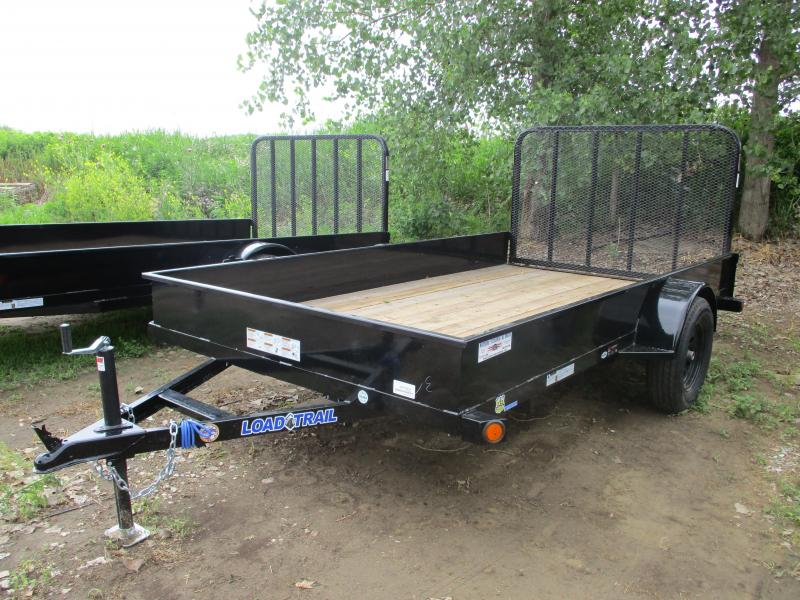 2018 Load Trail 77X12 Single Axle Utility Trailer