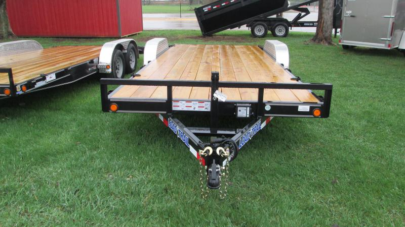 2017 Load Trail 83x20 Tandem Axle Carhauler Trailer