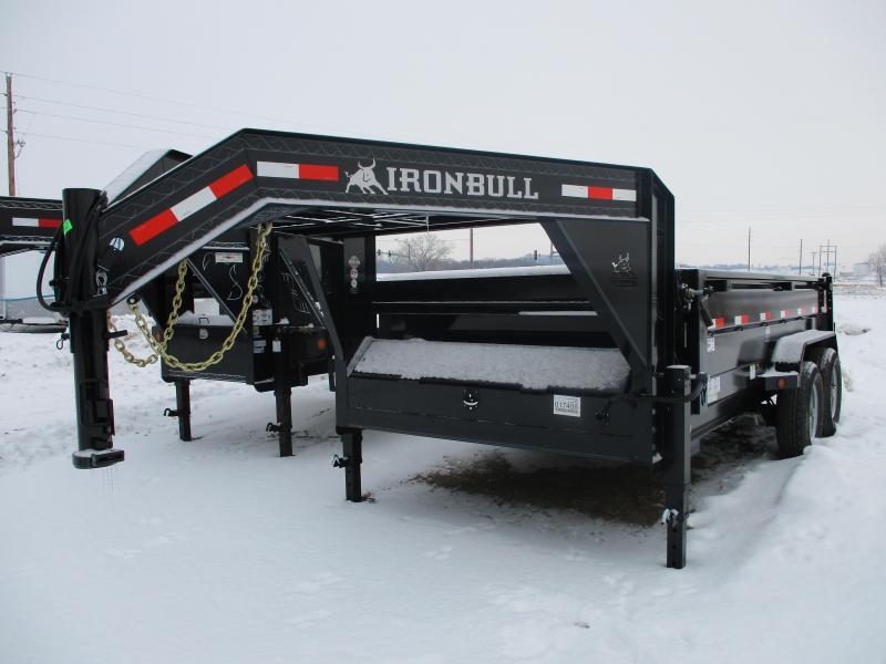"""2018 Norstar Iron Bull 83""""x14"""