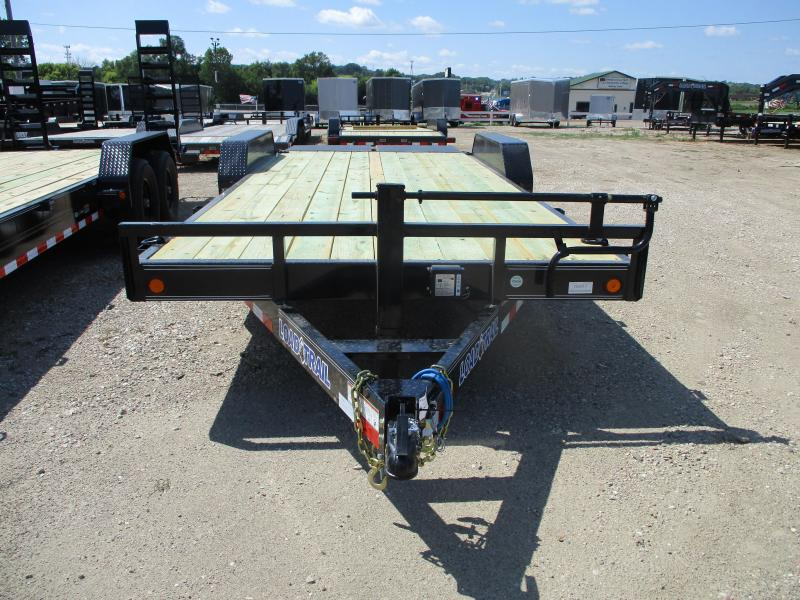 "2020 Load Trail 83"" x 20' Tandem Axle Equipment Trailer"