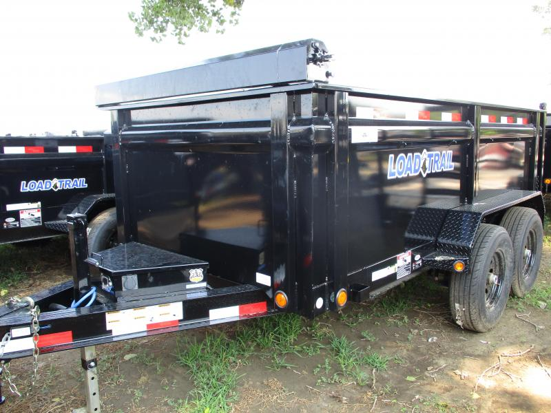 "2019 Load Trail 72""x12 Tandem Axle Dump Trailer"