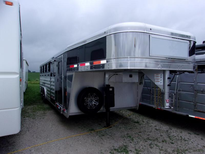 2018 Exiss Trailers EXHIBITOR 8026 10 PEN Livestock Trailer