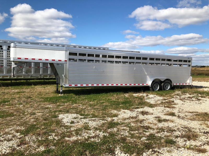 2018 Barrett SSGN - 307066  Livestock Trailer