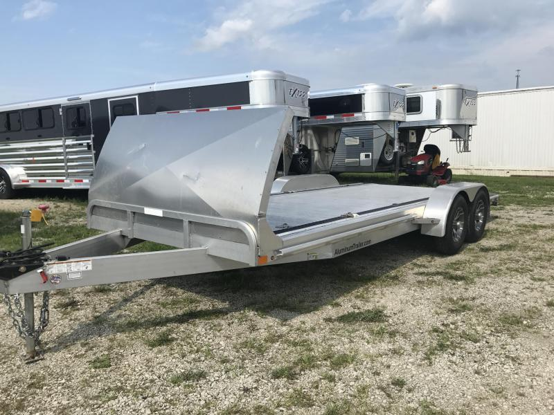 2016 Aluminum Trailer Company 8.5x20 Equipment Trailer