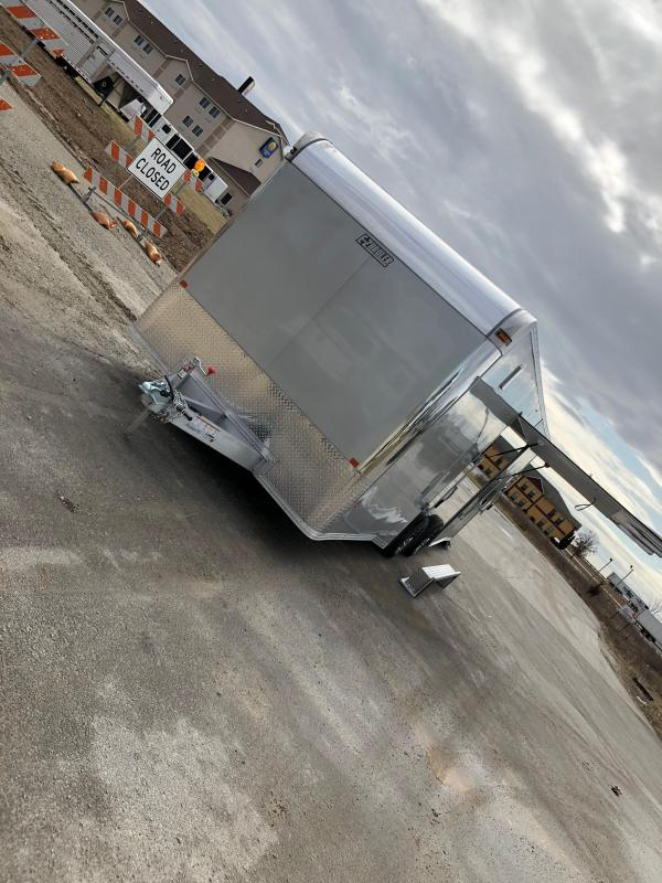 2018 E-Z Hauler EZEC 8X24 CH Car / Racing Trailer