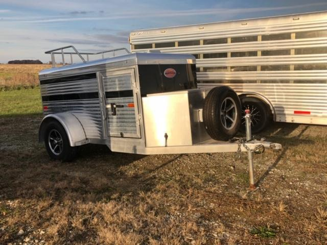 2016 Sundowner Livestock Trailer