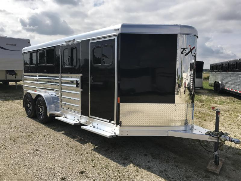 2018 Exiss Trailers 716 W BP Other Trailer
