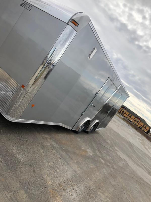 2018 E-Z Hauler 8X24 CH Car / Racing Trailer