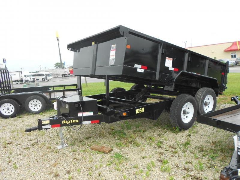 2016 Big Tex Trailers 9900 TA SR DUMP Dump Trailer