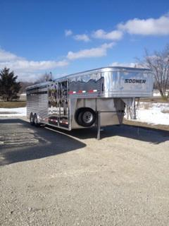 2014 Sooner SRD824 Trailer