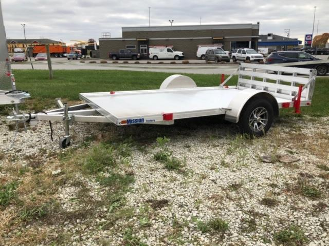 Price Reduced! 2018 Mission 80x12 Utility Trailer