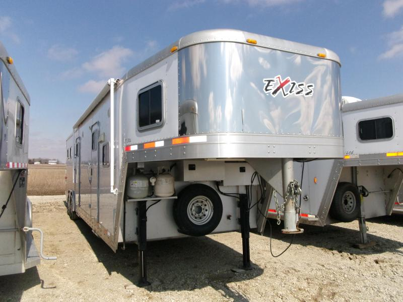 2006 Exiss 314 w/ Midtack Trailer