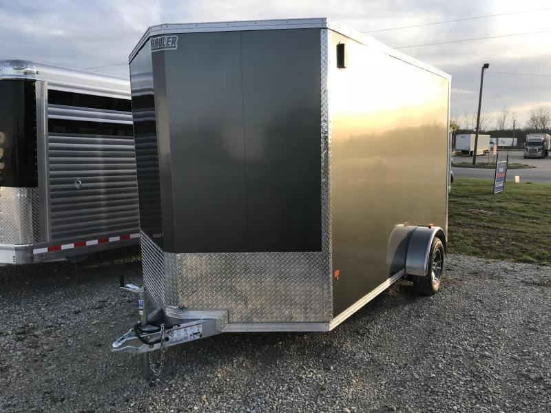 2018 EZ Hauler EZEC 7X12 Enclosed Cargo Trailer