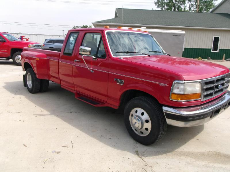 1995 Ford F-350 Super Duty