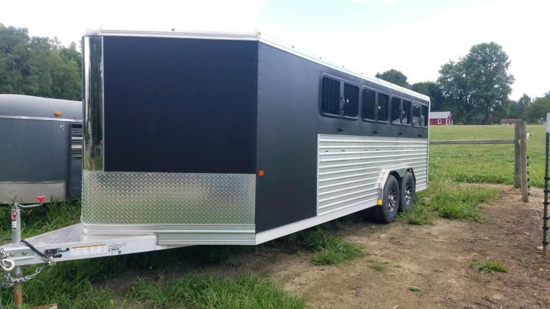 2018 Frontier 8x20 Low Pro 8 PEN Trailer