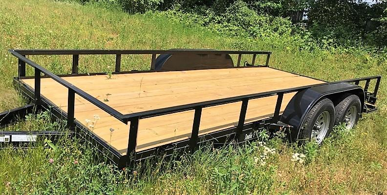 2018 Double G UTILITY TRAILER Utility Trailer