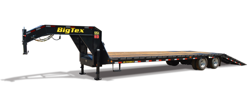 2019  22GN-35-HDTS GOOSENECK EQUIPMENT TRAILER