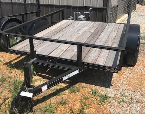 2017 Double G A-FRAME UTILITY TRAILER Utility Trailer