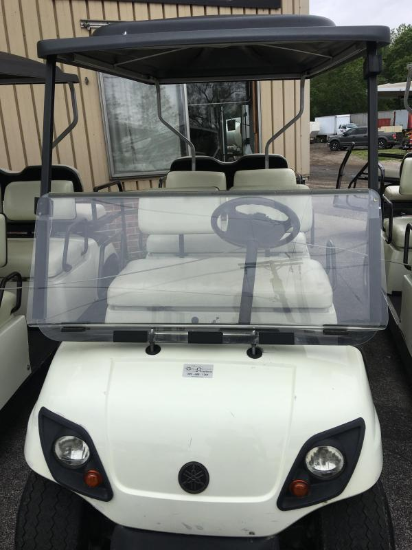 2006 Yamaha 6 Seat Golf Cart Gas Carbureted