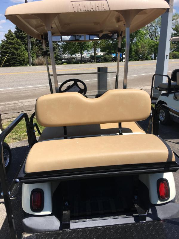 2012 Yamaha G22 Golf Cart Gas Carbureted