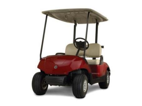2016 Yamaha Drive YDRE 2 Seat Golf Cart
