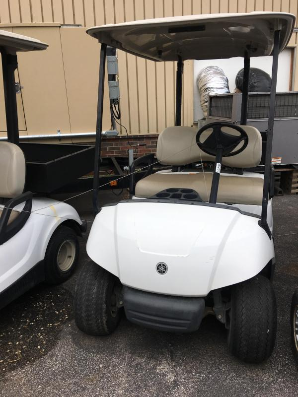 2012 Yamaha Drive YDRA Golf Cart Gas Carbureted