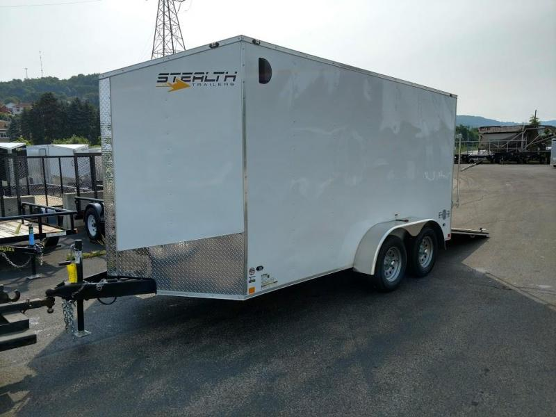 2019 Stealth Trailers 7X14 Mustang Series Enclosed Cargo Trailer