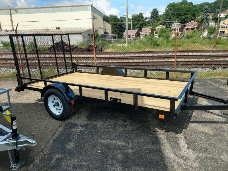 2018 Currahee 6 X 12 Utility Trailer