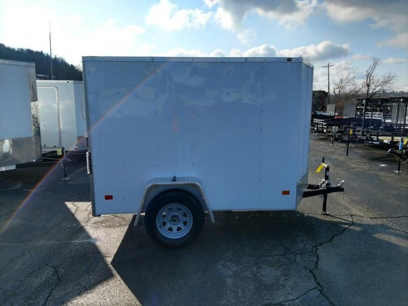 2018 Haulmark 5x8 VG Series Enclosed Cargo Trailer