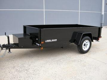 2015 Bri-Mar DTR508LP-5 Dump Trailer