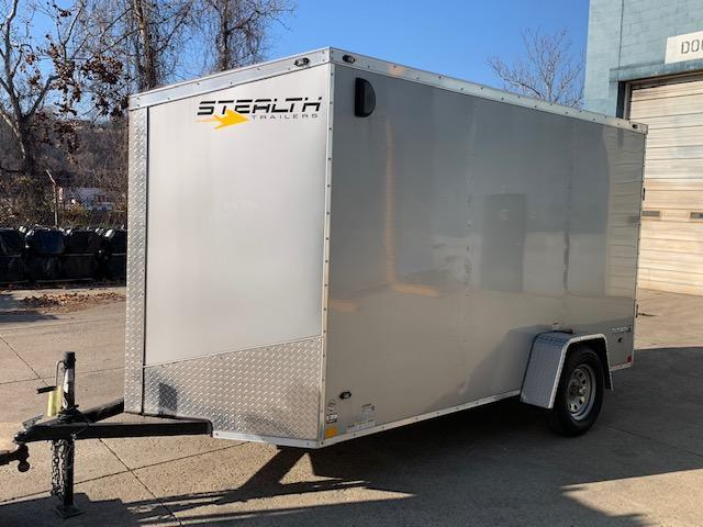 2019 Stealth Trailers STT612SA Titan Series Enclosed Cargo Trailer