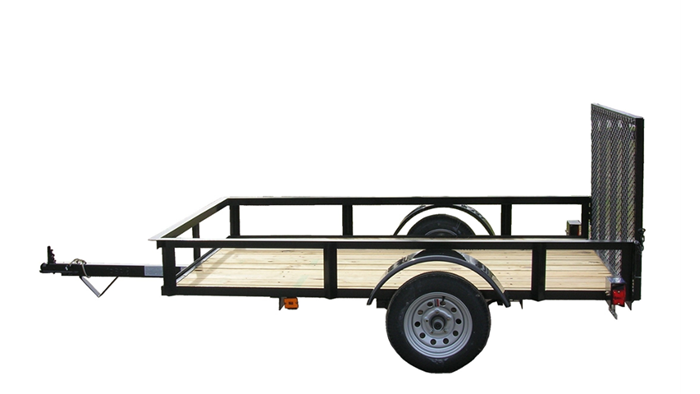 2019 Currahee L508.12 Utility Trailer