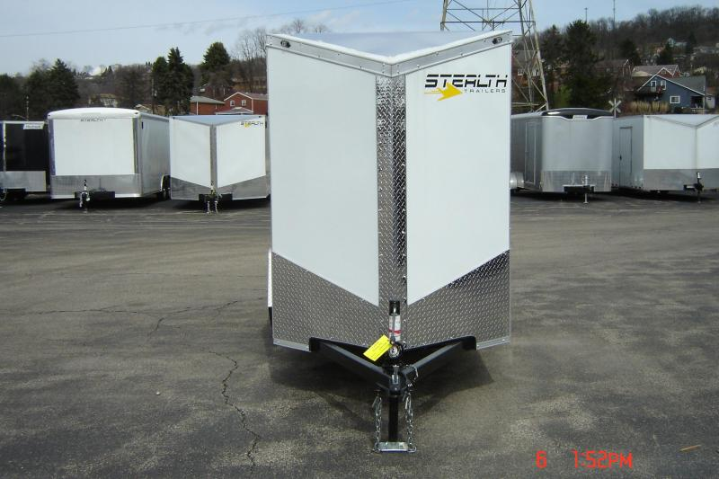 2019 Stealth Trailers 5X10 Titan STT Enclosed Cargo Trailer