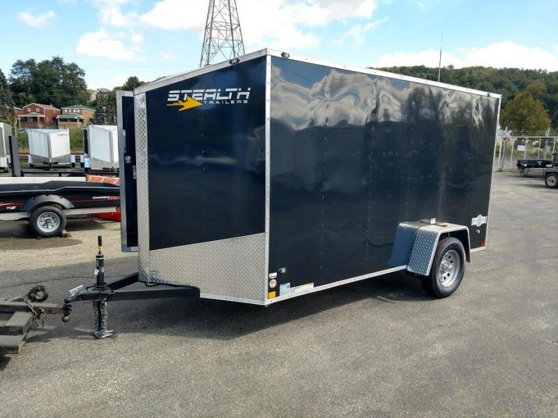 2019 Stealth Trailers 6x12 Mustang SE Series Enclosed Cargo Trailer