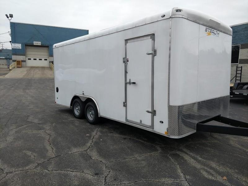 2019 Stealth Trailers SLT8518TA2 Enclosed Cargo Trailer