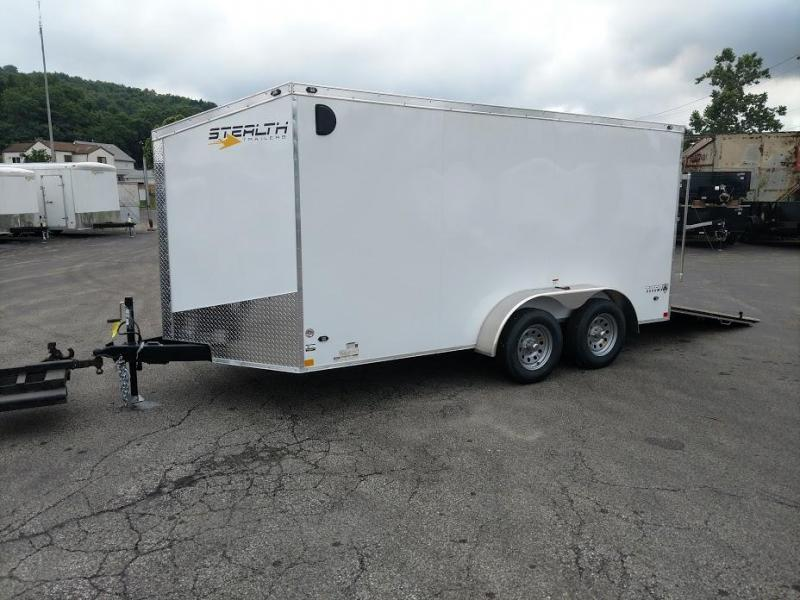 2019 Stealth Trailers STT714TA2 Enclosed Cargo Trailer