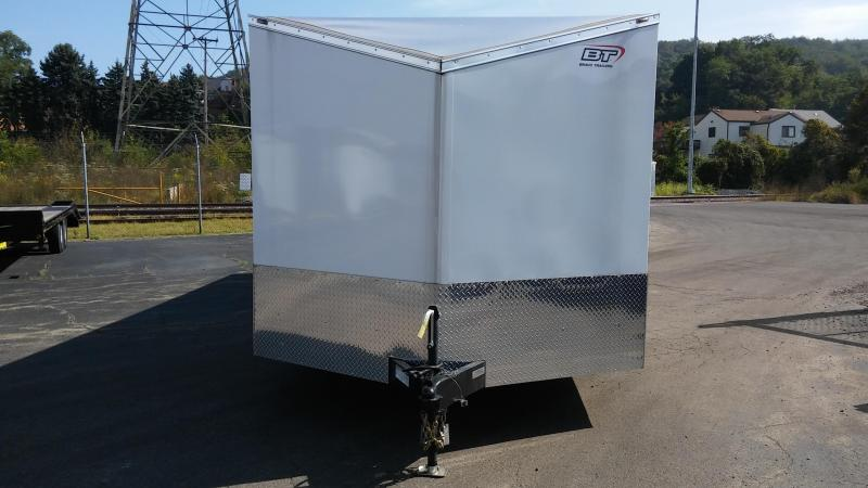 2018 Bravo Trailers 8.5 X 25 Scout Enclosed Cargo Trailer