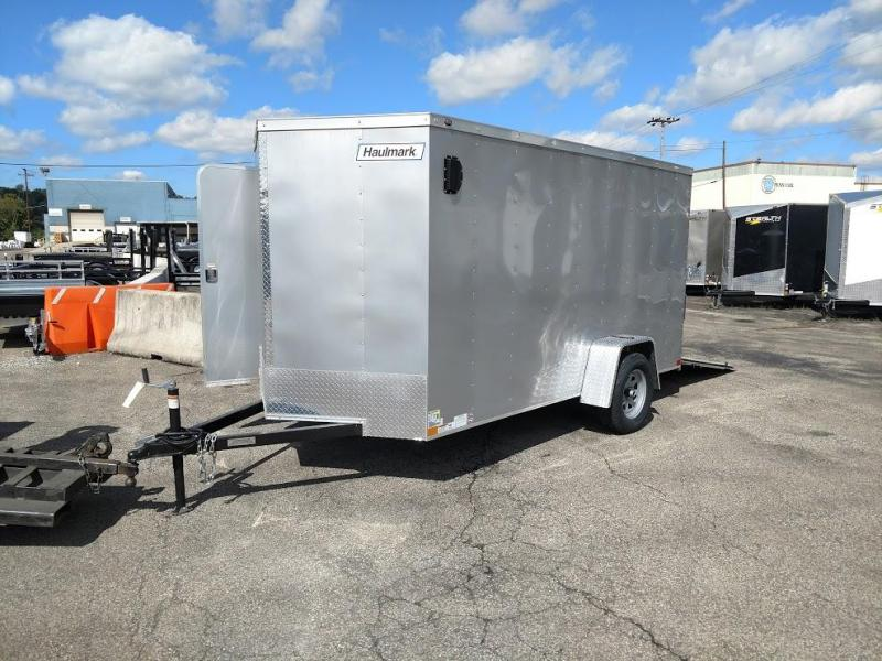 2018 Haulmark 6X12 VG Series Enclosed Cargo Trailer